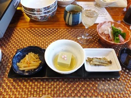 高峰温泉2-夕食8