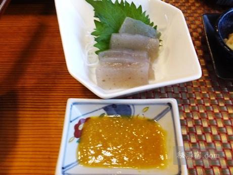 高峰温泉2-夕食7