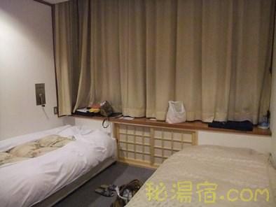 神の湯温泉ホテル1
