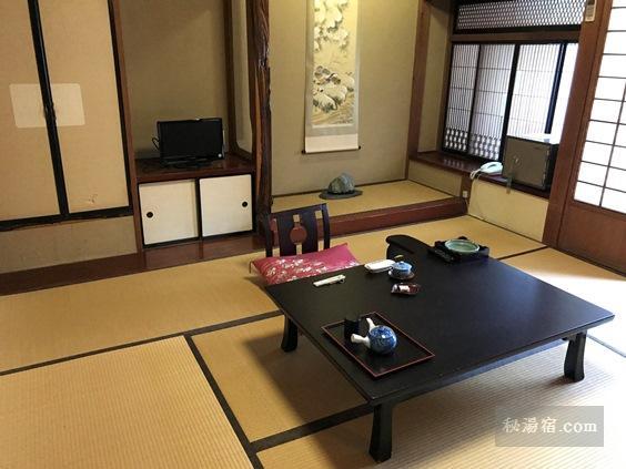 八塩温泉 神水館 宿泊レポ その1 お部屋編 ★★★