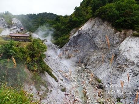 川原毛大湯滝4