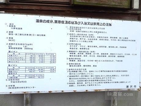 川原毛大湯滝14