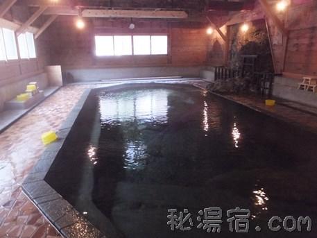 元湯 甲子温泉 旅館大黒屋 宿泊 その4 お風呂編