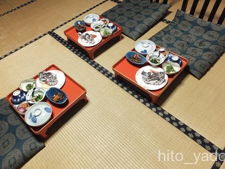乳頭温泉郷 鶴の湯 本館 宿泊 その2 お食事編