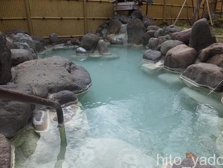 奥日光 森のホテル 宿泊 その3 お風呂編
