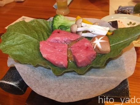 谷旅館の夕食25