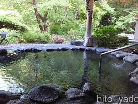 川中温泉 かど半旅館 宿泊その3 お風呂編
