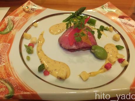 谷旅館の夕食18