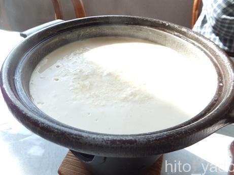 中の湯温泉旅館の朝食10