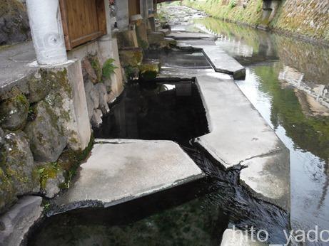 満願寺温泉 川湯(共同浴場)7