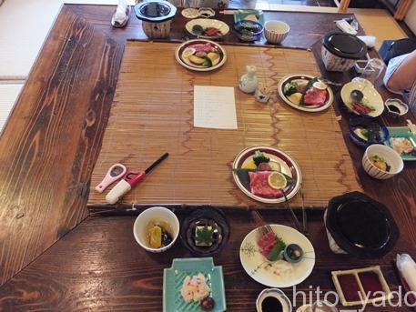 山口旅館-食事1