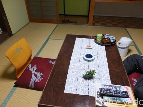 川中温泉 かど半旅館 宿泊1 お部屋編 ★★★
