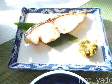 中の湯温泉旅館の朝食6