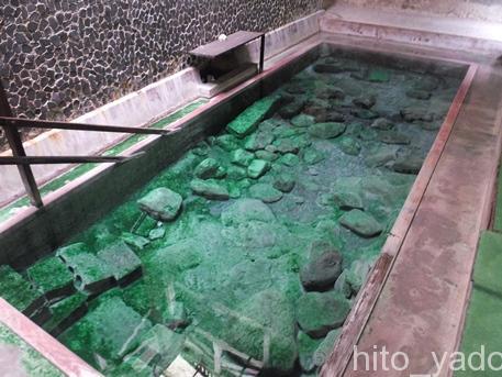寒の地獄温泉 寒の地獄旅館 宿泊3 お風呂編