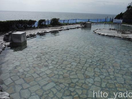 伊豆大島 元町 浜の湯 混浴露天風呂 ★★★
