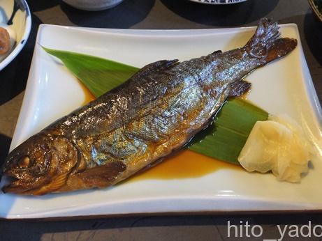 手白澤温泉の食事26