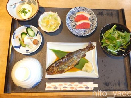 手白澤温泉の食事24
