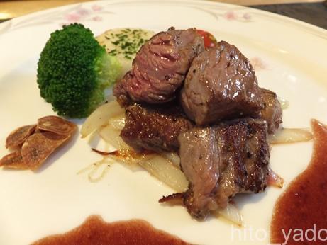 手白澤温泉の食事20
