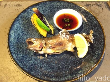 手白澤温泉の食事17