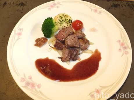 手白澤温泉の食事19