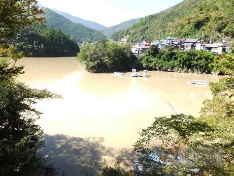 十津川温泉 庵の湯8