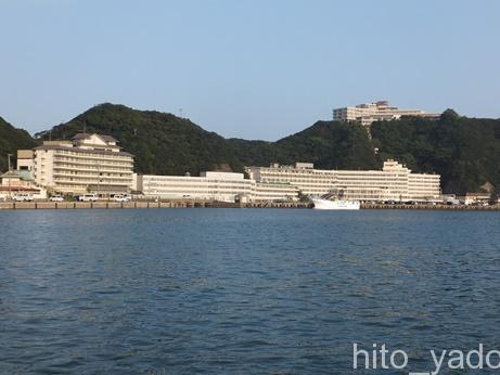 南紀勝浦温泉 ホテル中の島5