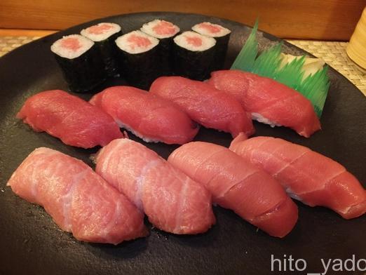 大間マグロ 浜寿司6