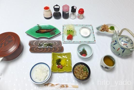 やど湯の里-朝食1