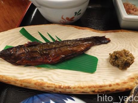 燕温泉 樺太館 食事38
