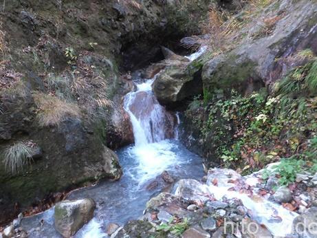 燕温泉 河原の湯39