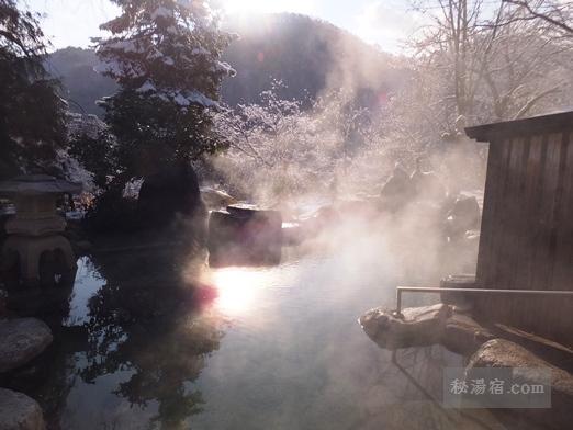 中山平温泉 うなぎ湯の宿 琢秀 宿泊 その3 お風呂編