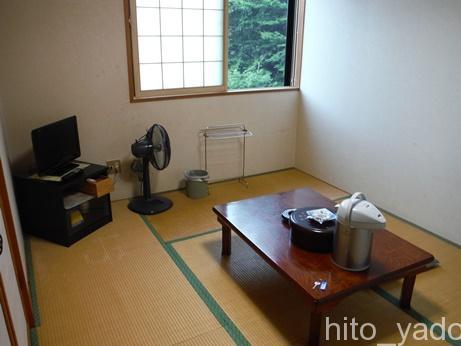 下風呂温泉 坪田旅館 宿泊 その1 お部屋編 ★★★