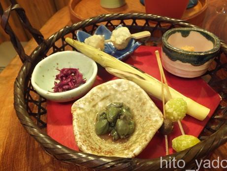 燕温泉 樺太館 食事16