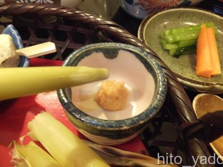 燕温泉 樺太館 食事26