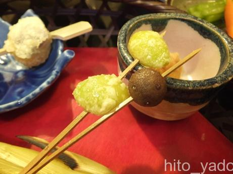 燕温泉 樺太館 食事25