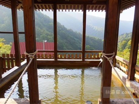 小谷温泉 山田旅館-風呂3