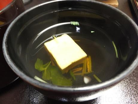 中ノ沢温泉 御宿万葉亭 食事18
