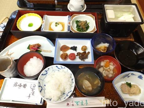 中ノ沢温泉 御宿万葉亭 食事39