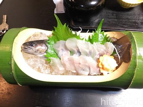 小梨の湯 笹屋 食事18