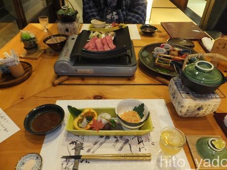 槍見舘2014-食事5