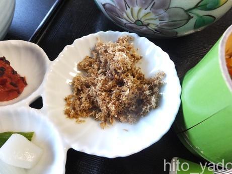 小梨の湯 笹屋 食事40