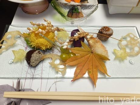 中ノ沢温泉 御宿万葉亭 食事9