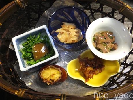 小梨の湯 笹屋 食事4