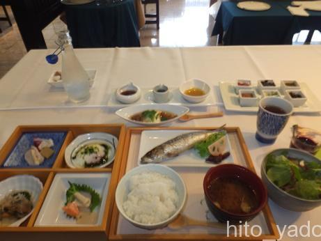 湯河原温泉 オーベル湯 湯楽 食事8