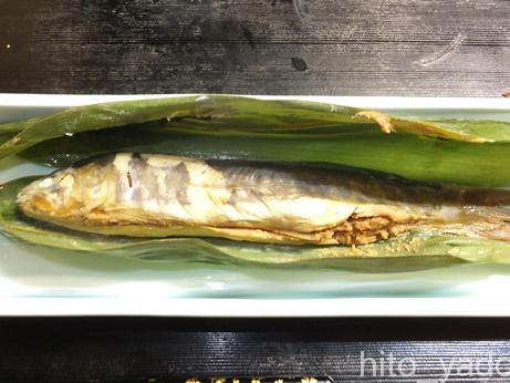 小梨の湯 笹屋 食事22