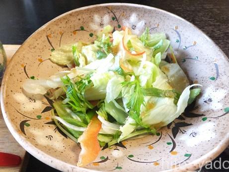 小梨の湯 笹屋 食事32