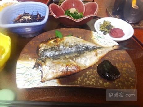 湯楽亭-朝食3