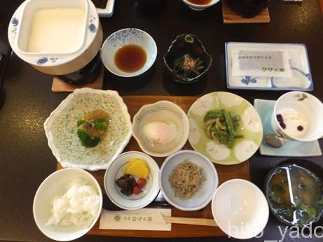 ひげの家-朝食1-1