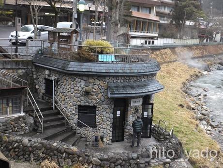 四万温泉 河原の湯7