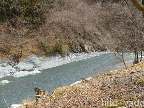 西山温泉 湯島の湯14